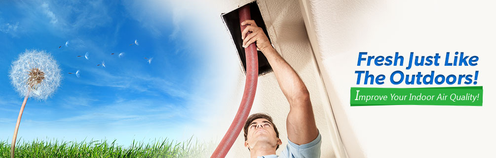 Air Duct Cleaning Van Nuys, CA | 818-661-1646 | Best Service